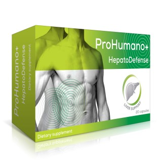 HepatoDefense Capsule for liver. Antioxidant and anti-inflammatory mechanism that supports liver functions.