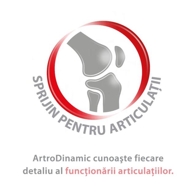 ArtroDinamic crește mobilitatea articulațiilor