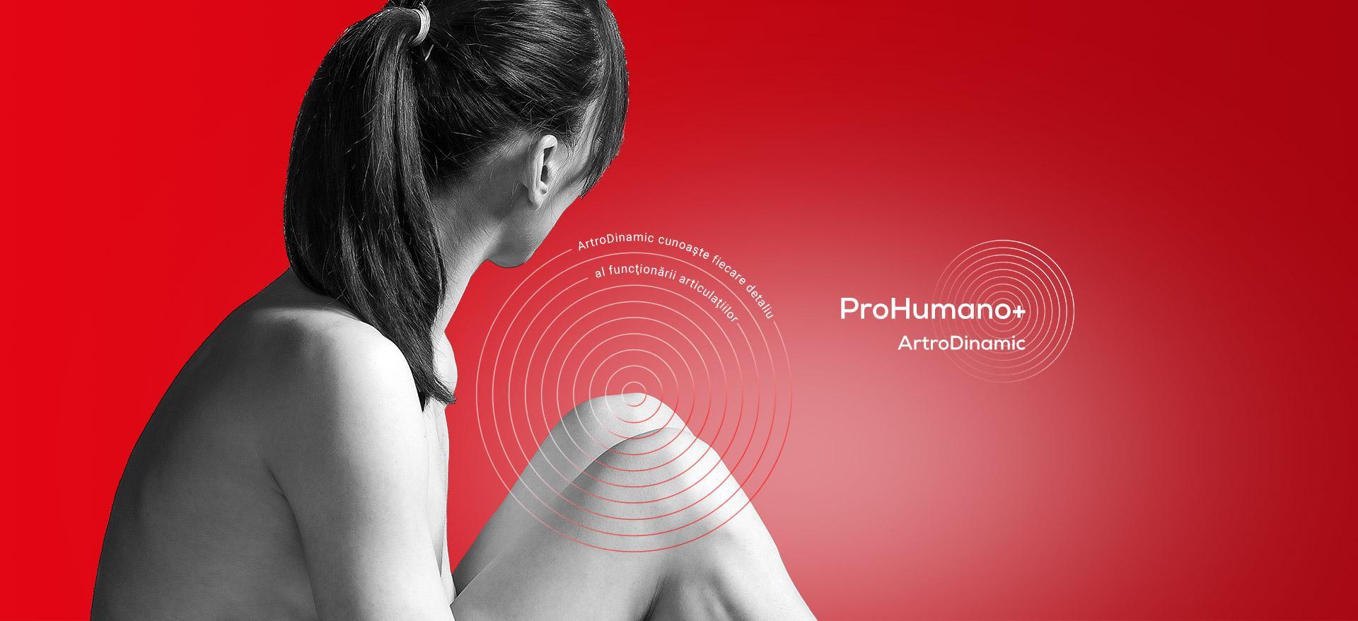 ArtroDinamic stimulează regenerarea cartilajului