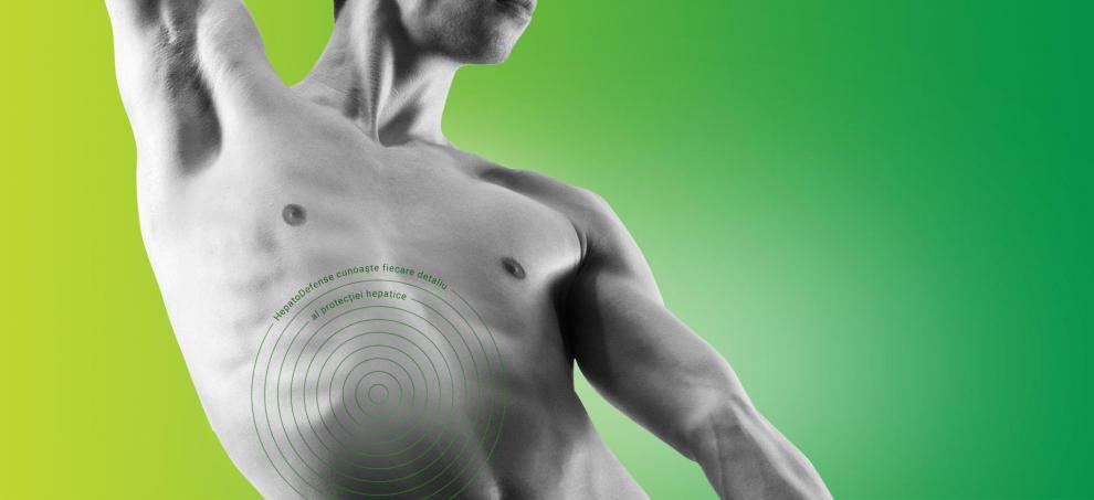 HepatoDefense Capsule susține funcțiile hepatice